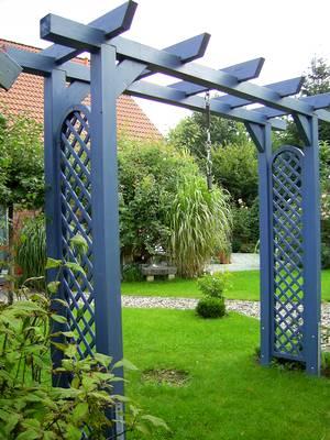 Rehbaum gartengestaltung albersloh - Gartengestaltung pergola ...